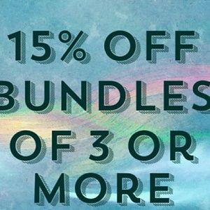 Bundle, bundle, bundle